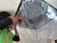 お掃除の作業手順5